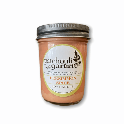 Soy Candle- Persimmon Spice