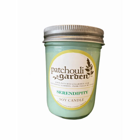 Soy Candle - Serendipity