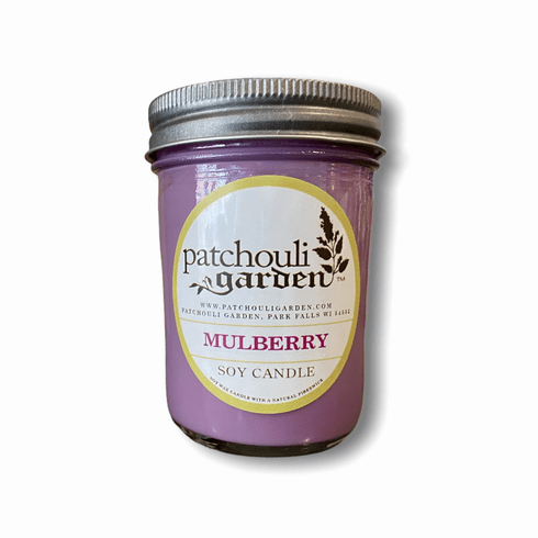 Soy Candles - Mulberry