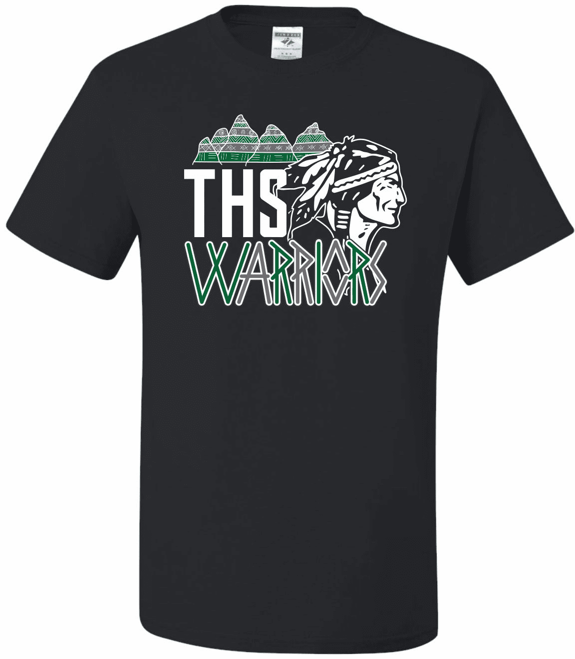 Warrior Wear Short Sleeve Tee