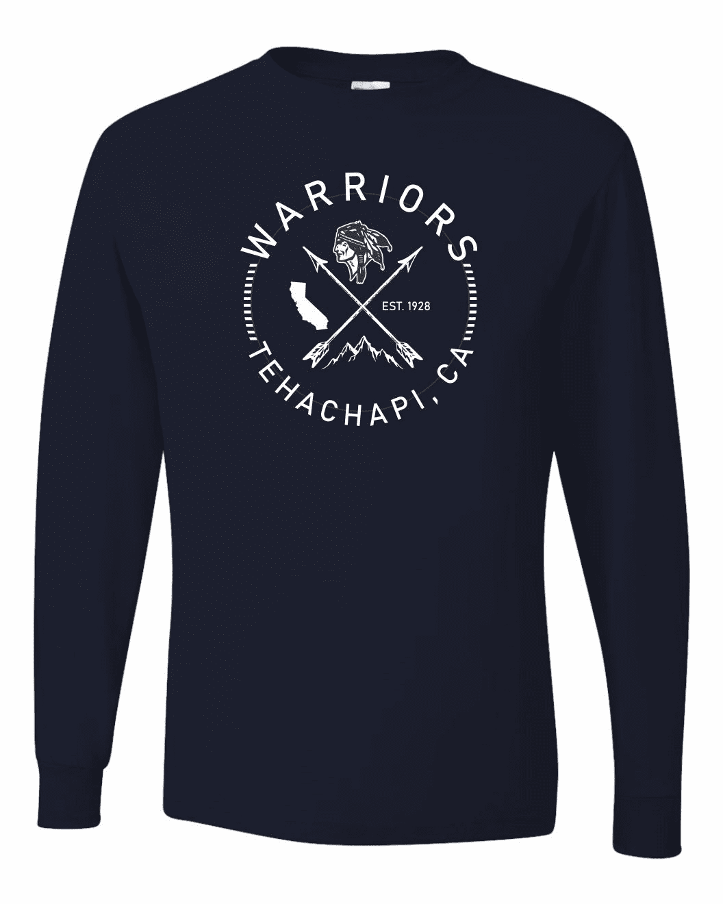 Warrior Wear Long Sleeve Tee