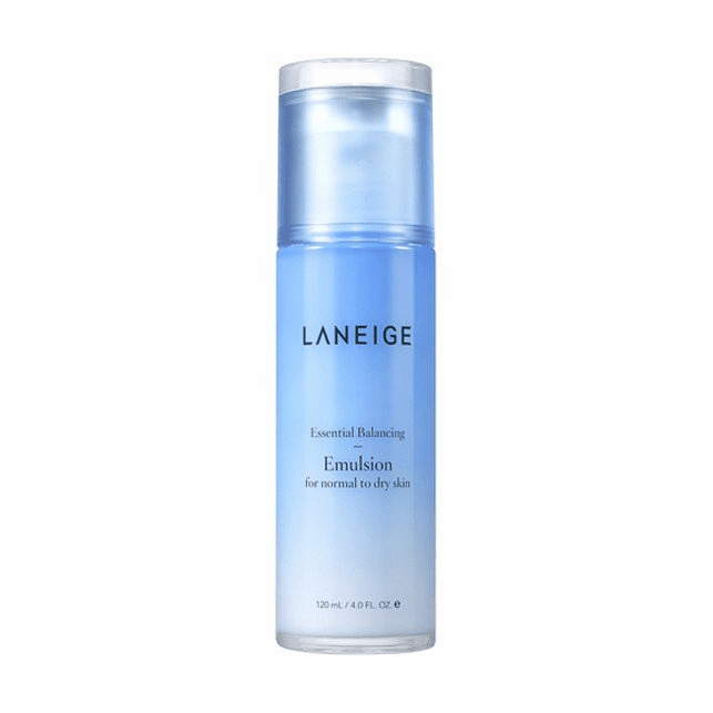 Laneige Essential Balancing Emulsion for Normal to Dry Skin