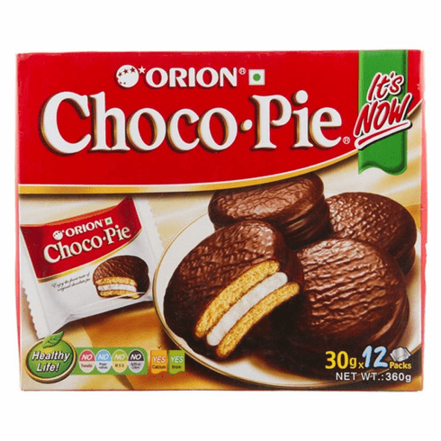 Orion Snack Pies (Choco Pie)