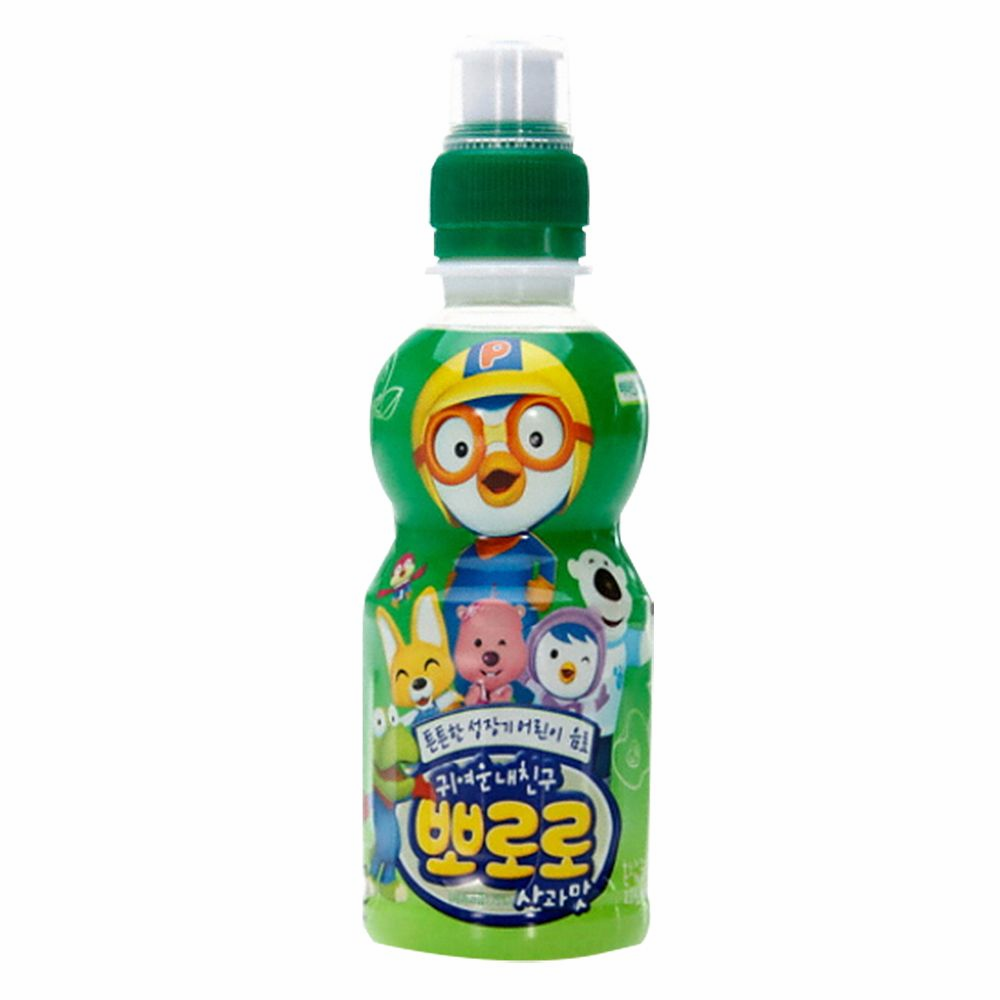 Pororo Apple Flavor Juice Drink 7.95 fl.oz(235ml)