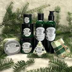 FIR NEEDLE BODY PRODUCTS