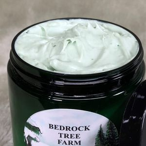 """BRADLEY FELL FOR US! - """"Tried a 4oz container of the Fir Needle body butter from the Wyattville Country Store in Franklin, PA (Venango county) and I could not have loved it more. I've always, always lamented the lack of body products that smell purely of fir/evergreen- there are always candles and household products, but never something that was safe to wear as a fragrance or lotion. You guys have blown me away with your range of products, and I'm honored to support you. You've got someone hooked here who will be a long time customer of you guys for years to come. Keep safe, and thank you for continuing to sell your products!"""""""