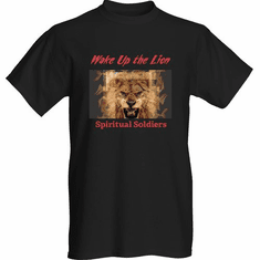 Wake Up the Lion T-Shirt