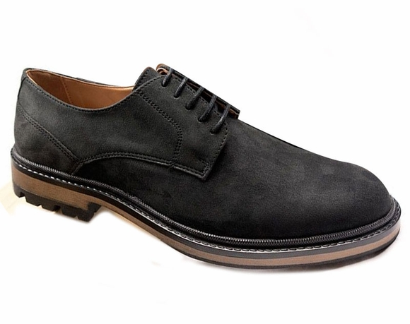 Will's Vegan Continental Derby - Men's Shoes