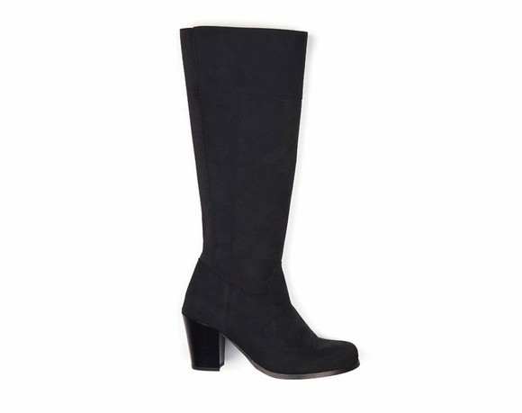 Will's Vegan - Heeled Knee High Womens Boots