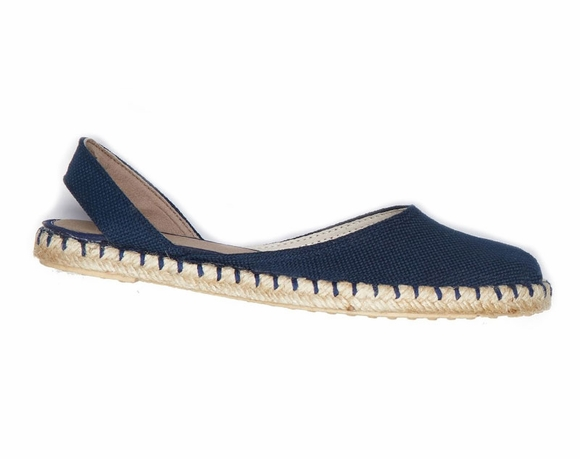 Will's Vegan - Women's Recycled Espadrille Slingback