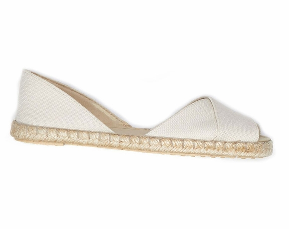 Will's Vegan - Womens Recycled Espadrille Crossover Straps
