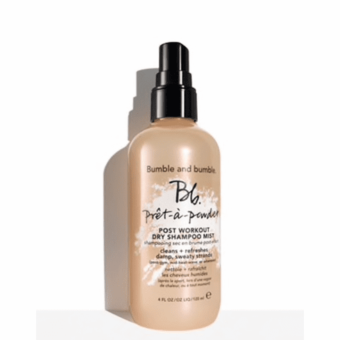 BB Pret a Powder Post workout dry shampoo mist 4oz