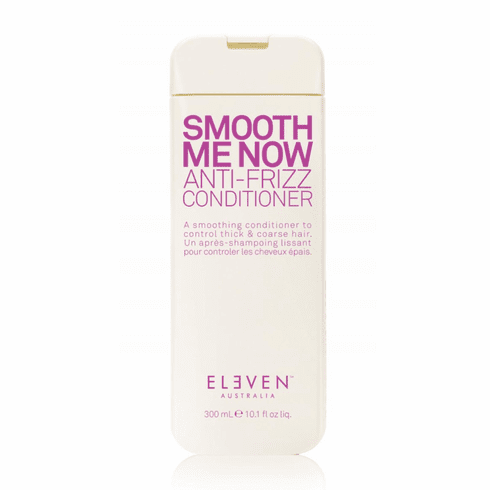 Eleven Smooth me now anti frizz conditioner 10oz