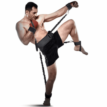 BoxBandz� - Full Body Resistance Trainer 160lb