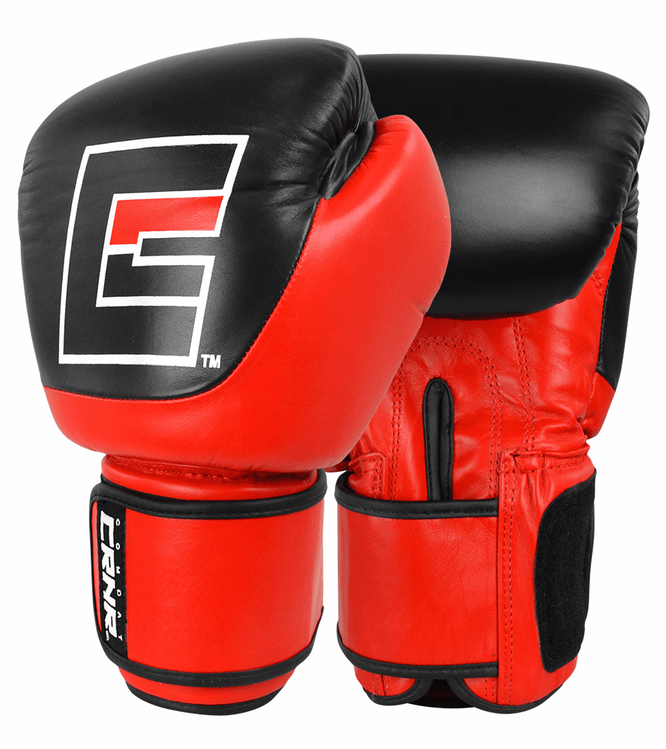 Combat Corner Competition Gloves Red