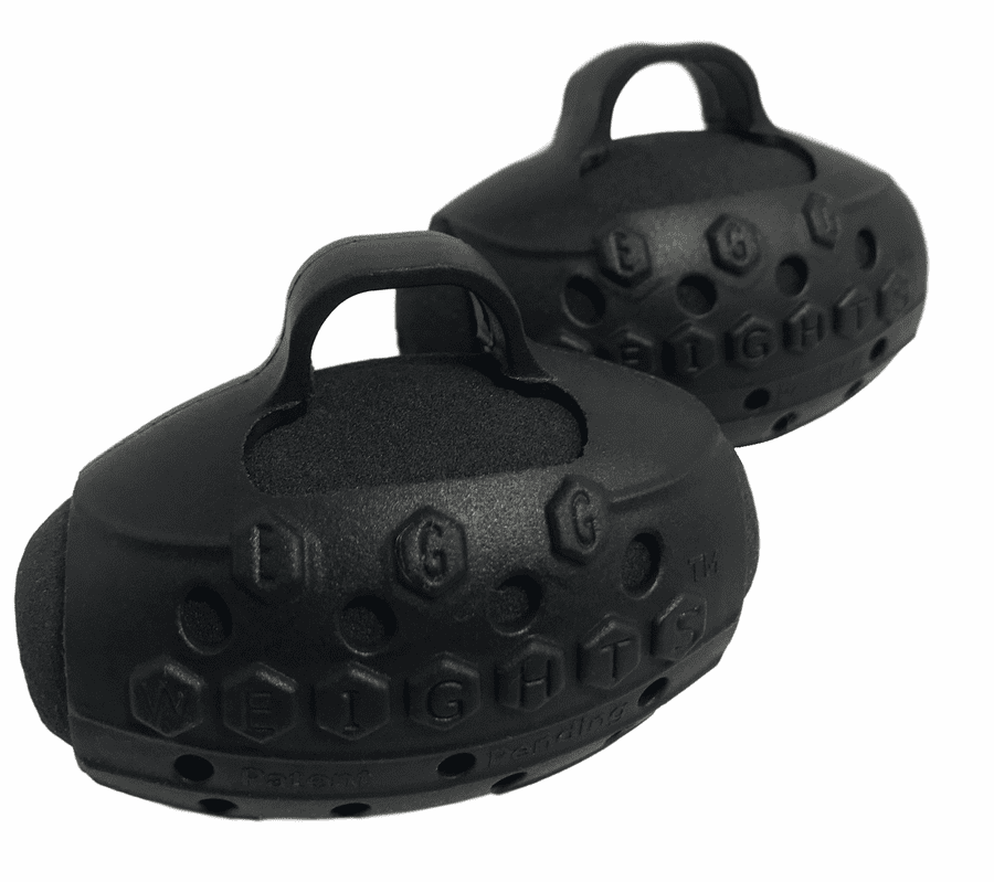 Light Shadow Boxing Egg Weights 2lb Set