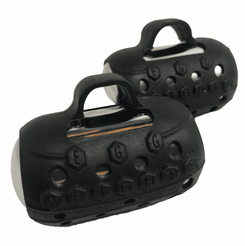 Shadow Boxing Egg Weights 3lb Set