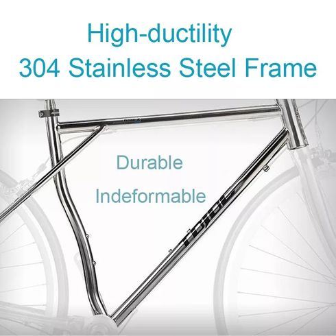 JDC-RS200 Hot Selling 700C Chainless Road Racing Bike, 3 - Gear Shaft Drive Retro Bicycle, Aluminum Alloy Hard Frame