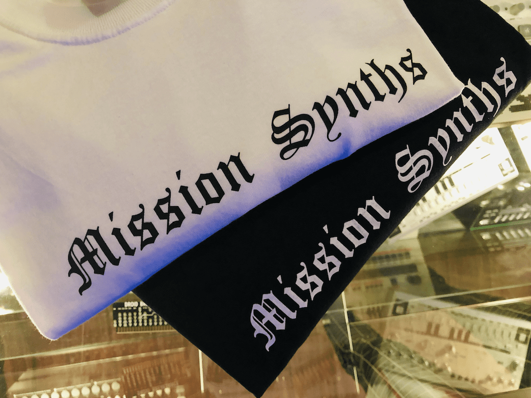 Mission Synths Long Sleeve Shirt