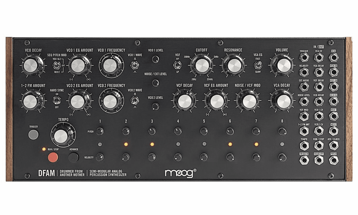 Moog Drummer From Another Mother (DFAM)