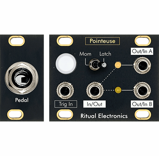 Ritual Electronics Pointeuse