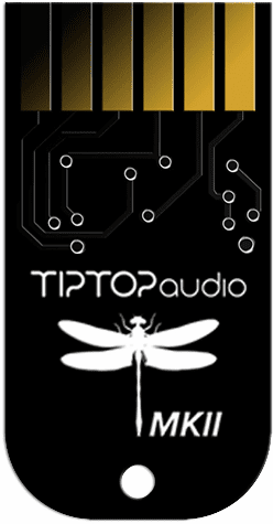 Tiptop Audio Dragonfly Delay ZDSP Cartridge