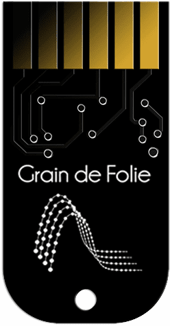 Tiptop Audio Grain de Foile Granular ZDSP Cartridge