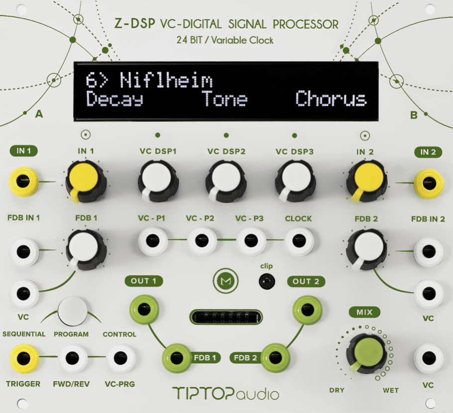 Tiptop Audio ZDSP