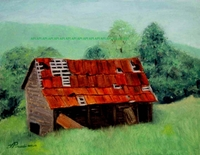 Farm Shed by APinardi