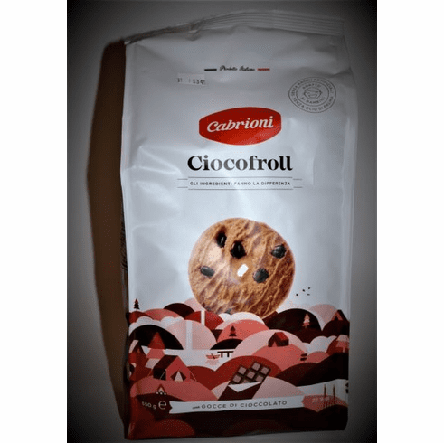 Doria Drillo & Friends with chocolate chips - Gr. 350