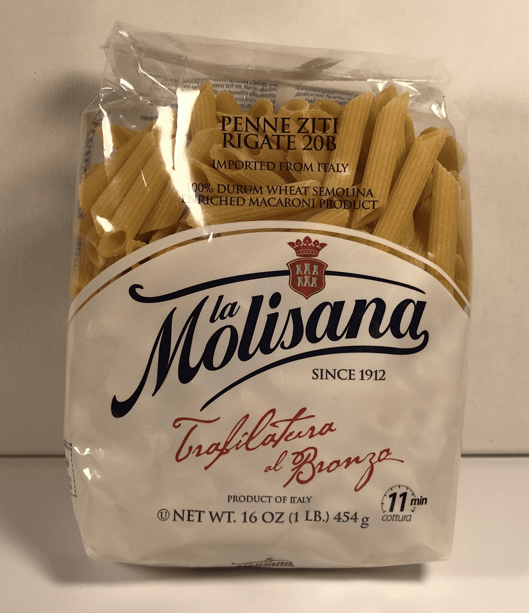 """La Molisan Pasta """"Bronze Die Extrusion"""" Imprted from Italy - 1 LB Bag"""