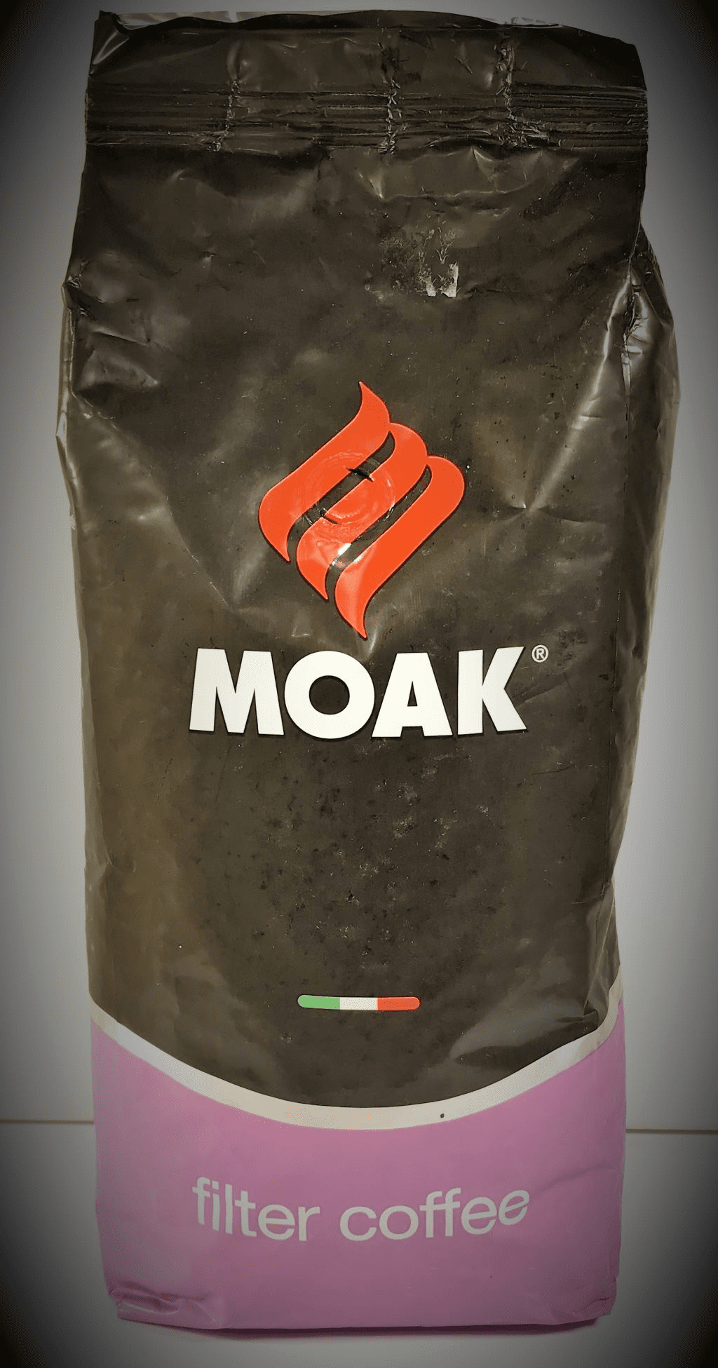 Moka Ground Filter Coffee Imported from Italy - 2.2 LBS