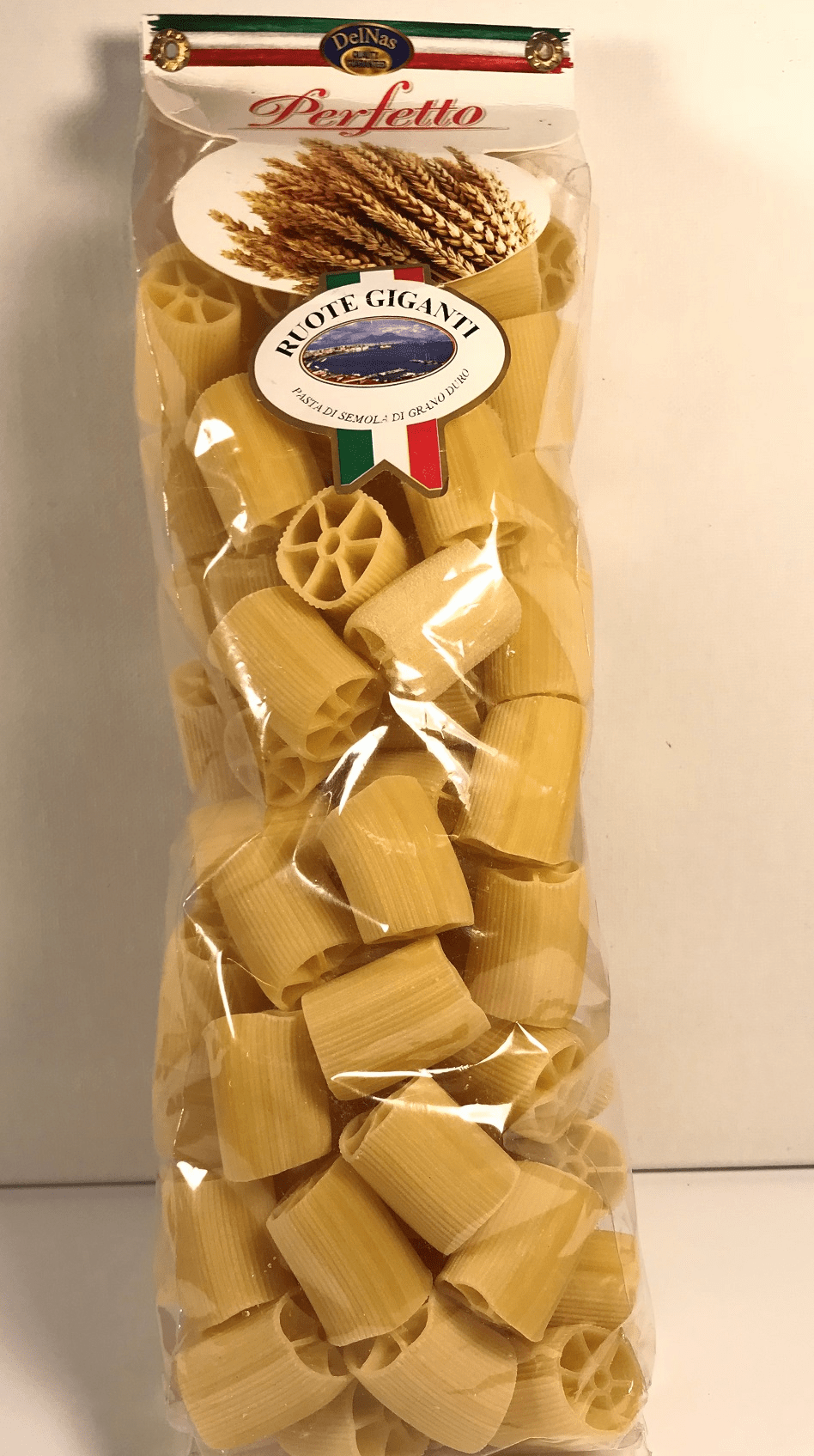 """Perfetto Pasta """"Bronze Die Extrusion"""" Imported from Italy - 1.1 LBS Bag"""