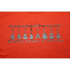 Building Dreams in the USA T-shirt