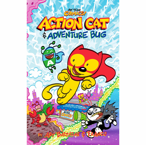 ACTION CAT and ADVENTURE BUG #1