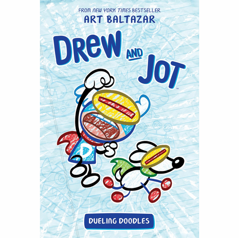 DREW and JOT #1 Dueling Doodles