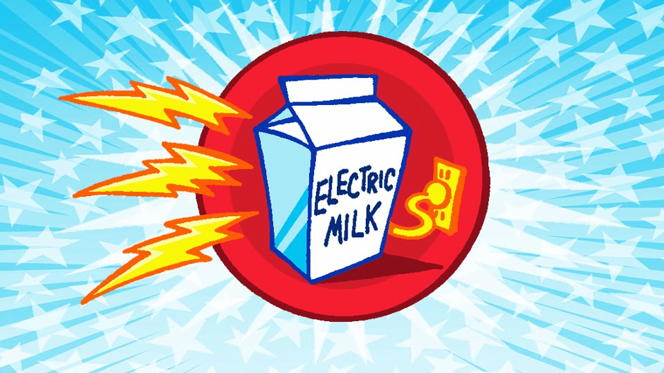 electricmilkcomics.com