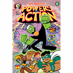 POWERS IN ACTION #2