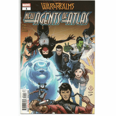 New Agents of Atlas #1 (VF/NM)