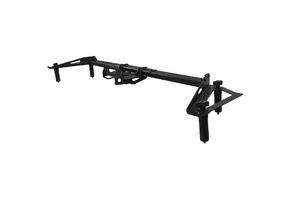 Aprove Cruiser Bed Winch Mount - 2013-20 Full Size Polaris Ranger w| Pro-Fit Cage