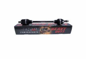 Demon Heavy Duty Stock Length Axle - Can Am Maverick Trail