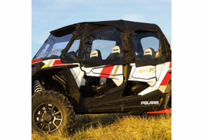 Falcon Ridge Full Cab Enclosure w| Aero-Vent Windshield - 2014-18 Polaris RZR XP 4 1000 | XP 4 Turbo