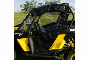 Falcon Ridge Soft Doors - Can Am Maverick