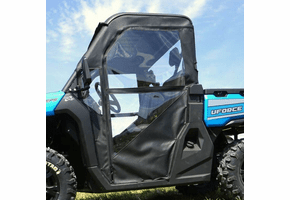 Falcon Ridge Soft Doors - CF Moto UForce 1000