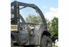 Falcon Ridge Soft Doors - Kawasaki Mule 600 | 610