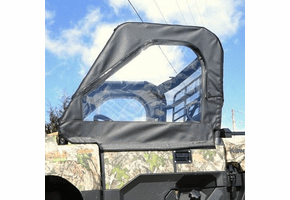 Falcon Ridge Soft Doors - Kawasaki Mule Pro-MX