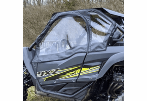 Falcon Ridge Soft Upper Doors - 2019-21 Yamaha YXZ 1000 R