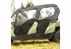 Falcon Ridge Soft Upper Doors - Can Am Commander Max