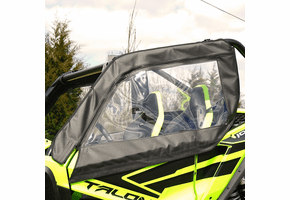 Falcon Ridge Soft Upper Doors - Honda Talon 1000