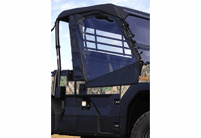 Falcon Ridge Soft Upper Doors - Kawasaki Mule Pro-FX | DX